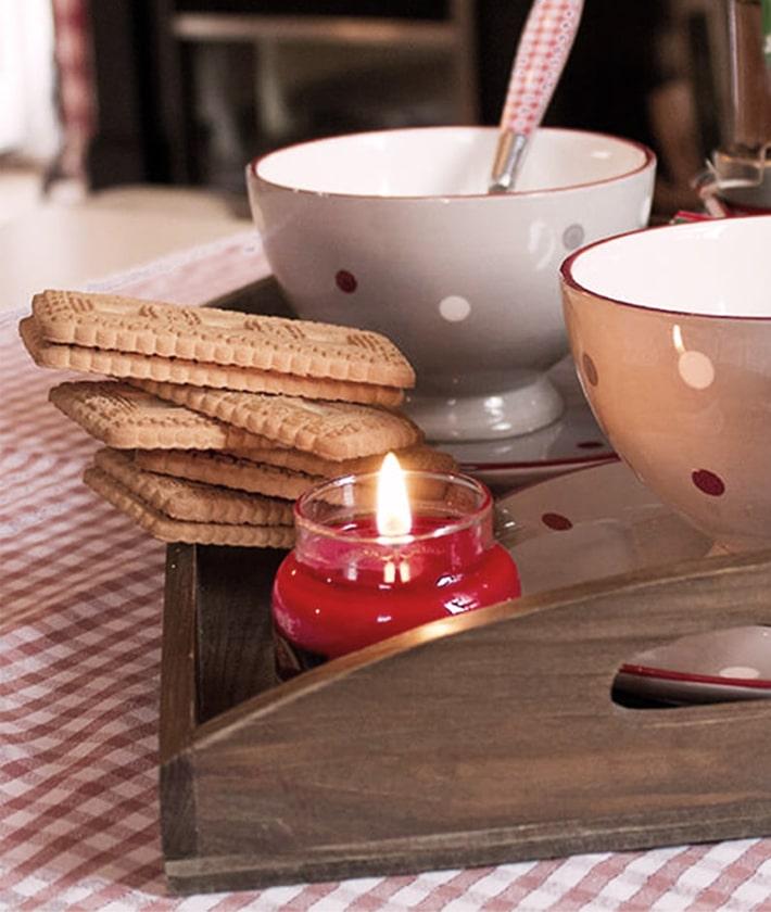 La colazione al Madonna Residence a San Martino di Castrozza