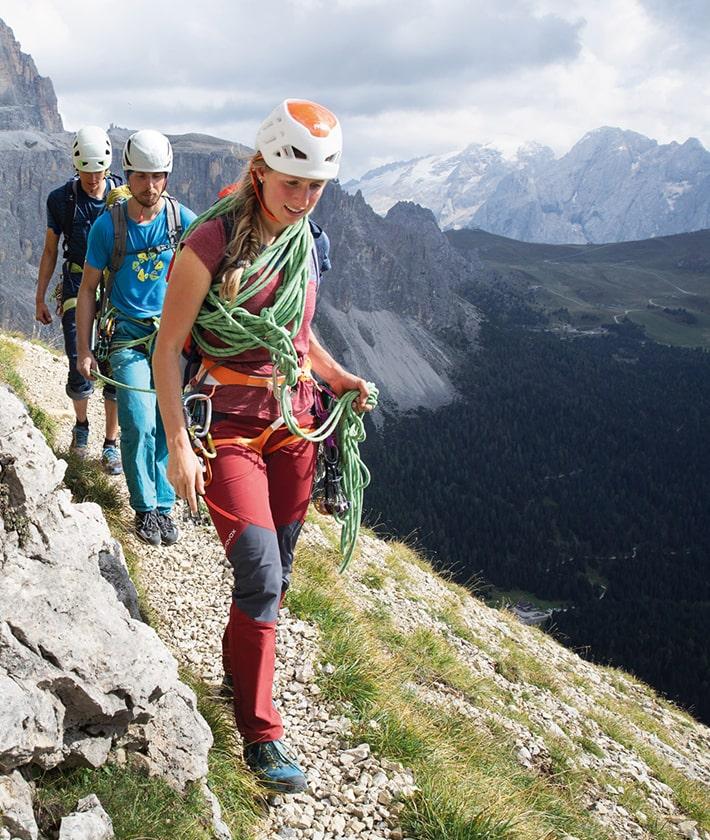 convenzione del Residence con guide alpine e maestri di sci